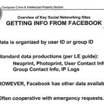 Otro motivo para no usar Facebook, el espionaje